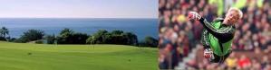 Golf e  Peter Schmeichel